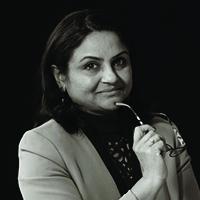 Portrait of Bina Joe, PhD