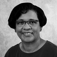 Portrait of Evangeline Motley-Johnson, PhD
